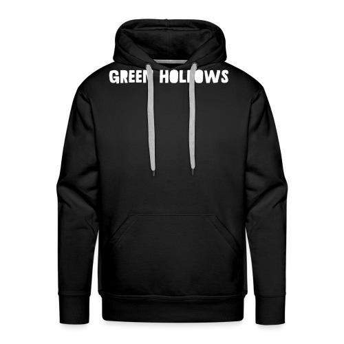 Green Hollows Merch - Men's Premium Hoodie
