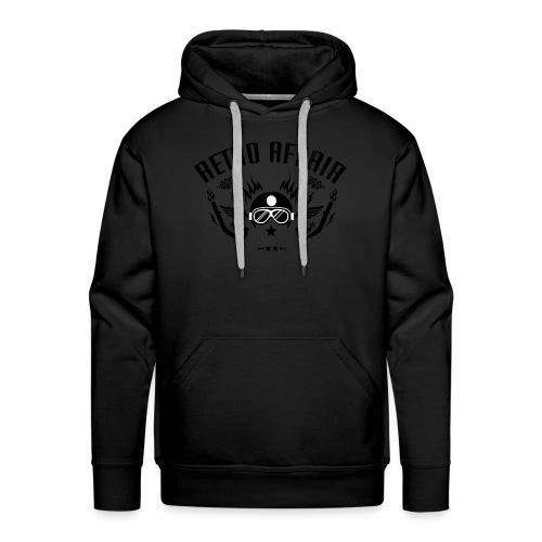 Retro Pipes - Men's Premium Hoodie