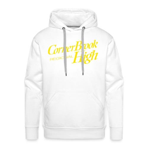 CBRH Simple Gold - Men's Premium Hoodie