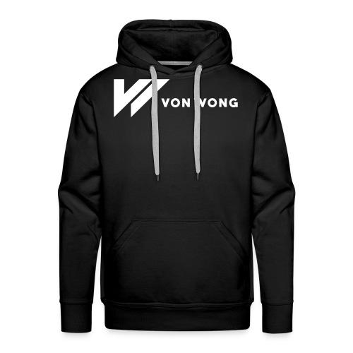 Von Wong v - Men's Premium Hoodie