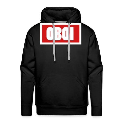 OBOI LOGO - Men's Premium Hoodie