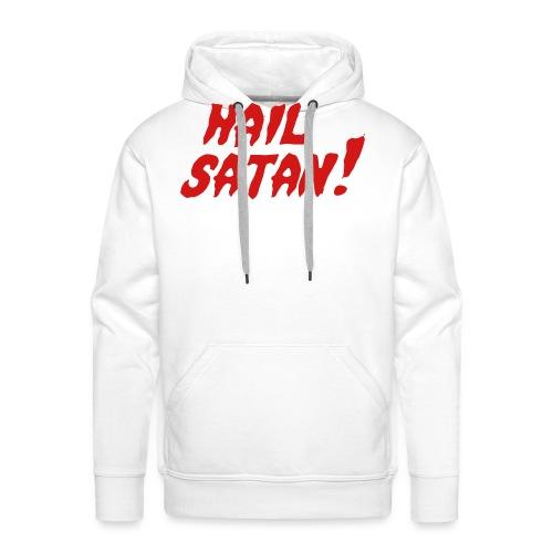Hail Satan! - Men's Premium Hoodie