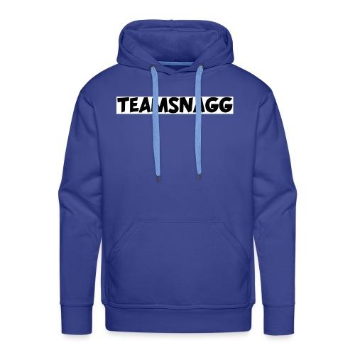 TeamSnagg Logo - Men's Premium Hoodie