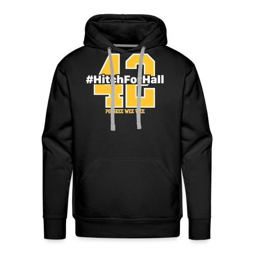 Hitch For Hall - Men's Premium Hoodie