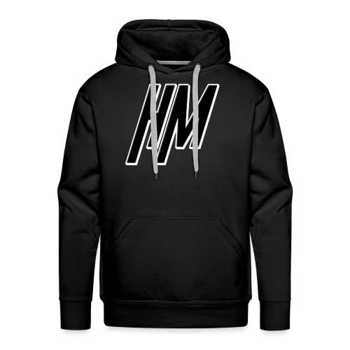 HypnoticMarc - Logo - Men's Premium Hoodie