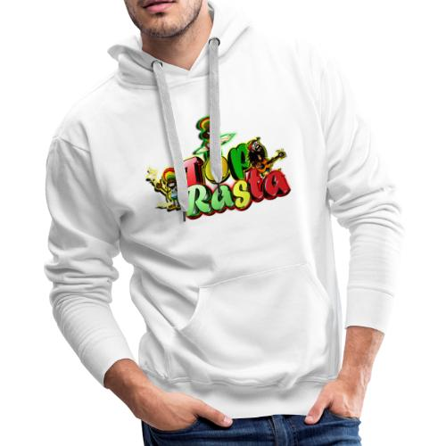 Top Rasta T Shirts copy - Men's Premium Hoodie