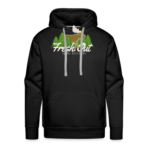 Fresh Out Nature Collection - Men's Premium Hoodie