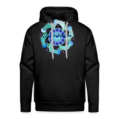 Axelofabyss The Ocean Moon - Men's Premium Hoodie