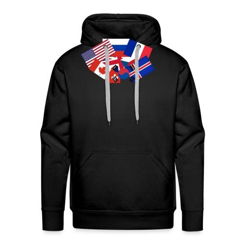 Super flag - Men's Premium Hoodie