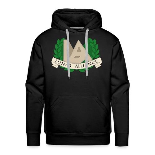 Lawer Krans LA png - Men's Premium Hoodie