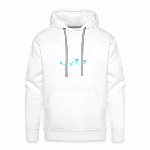 Get Your Arrows Poppin'! [fbt] 2 - Men's Premium Hoodie