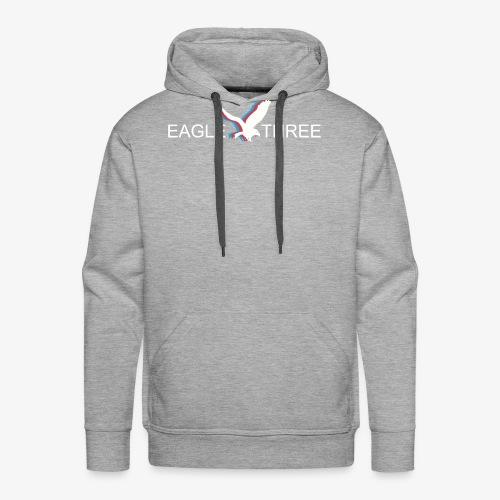 EAGLE THREE APPAREL - Men's Premium Hoodie