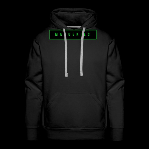 Maquekies Merch - Men's Premium Hoodie