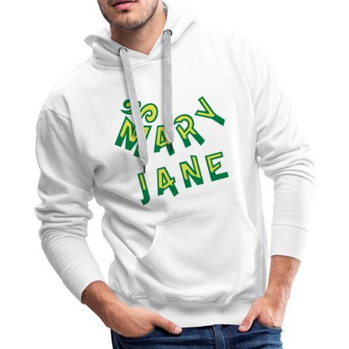 Mary Jane - Men's Premium Hoodie