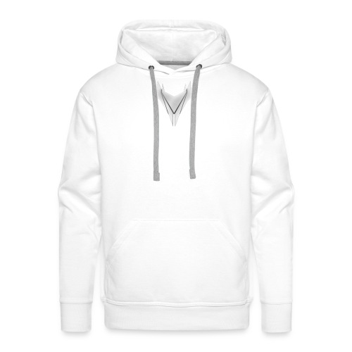 MacWarfare Channel Logo - Men's Premium Hoodie
