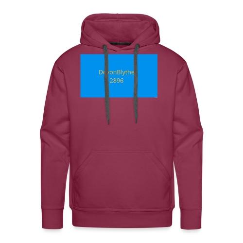 Devon t shirt - Men's Premium Hoodie