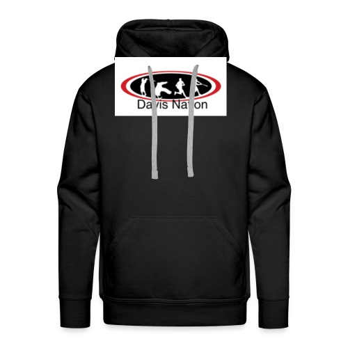 Davis Nation - Men's Premium Hoodie