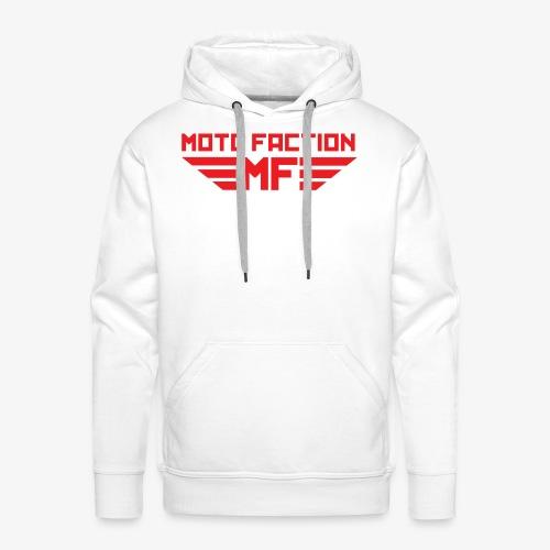 MotoFaction Logo - Men's Premium Hoodie