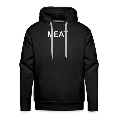 Meat - Men's Premium Hoodie