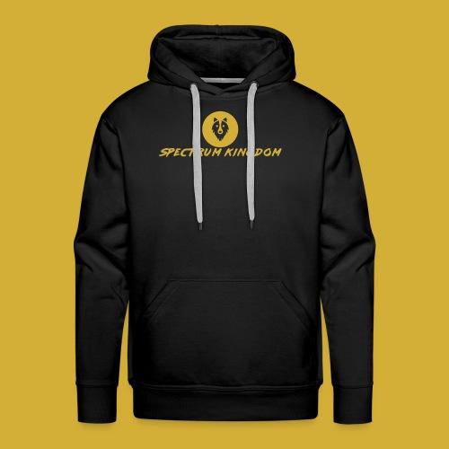 Spectrum Kingdom Gold Logo - Men's Premium Hoodie