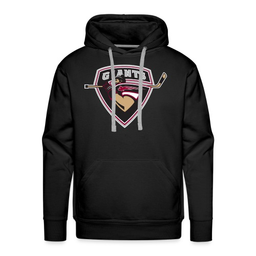 1200px Vancouver Giants Logo svg - Men's Premium Hoodie