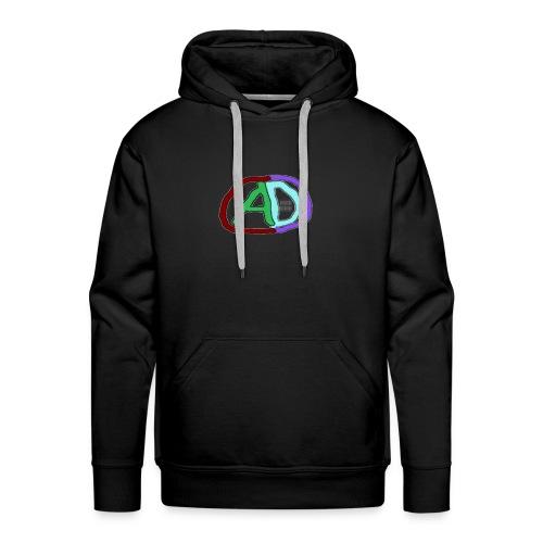 hoodies with anmol and daniel logo - Men's Premium Hoodie