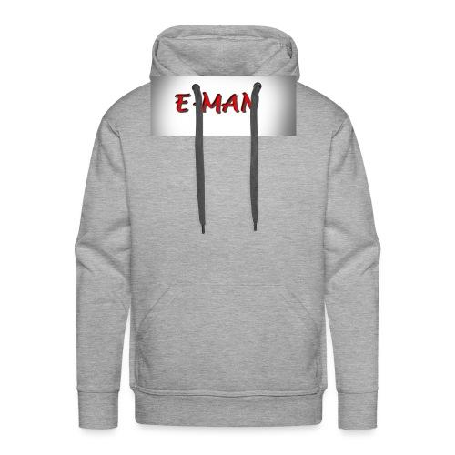 E-MAN - Men's Premium Hoodie