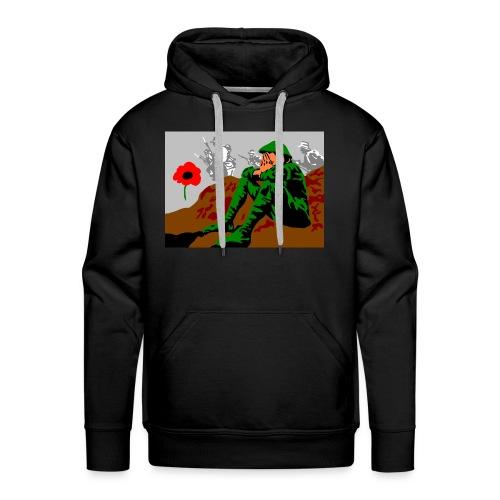 ANZAC - Men's Premium Hoodie