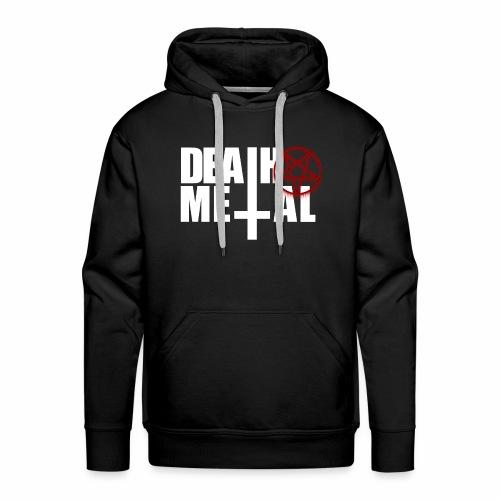 Death metal! - Men's Premium Hoodie