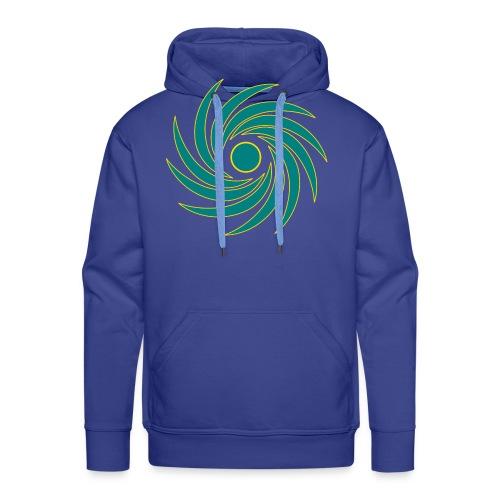 Whirl - Men's Premium Hoodie