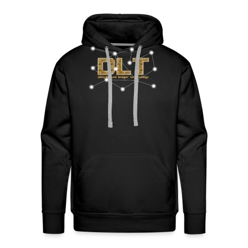 DLT - distributed ledger technology - Men's Premium Hoodie