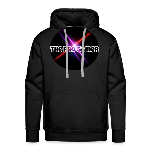 The Pro Gamer Men's Hoodie - Men's Premium Hoodie