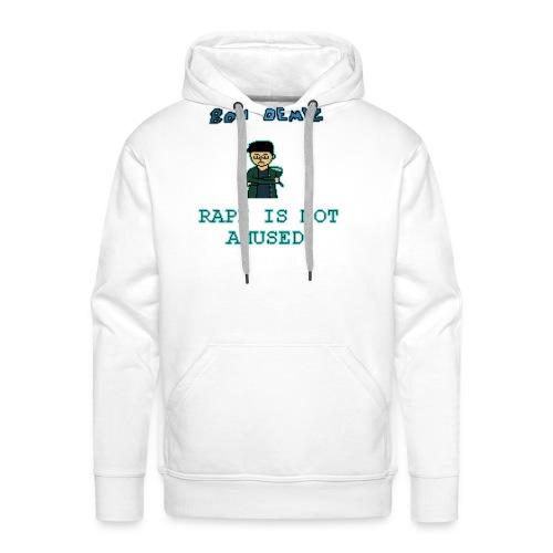 Raph Is Not Amused T-Shirt - Men's Premium Hoodie