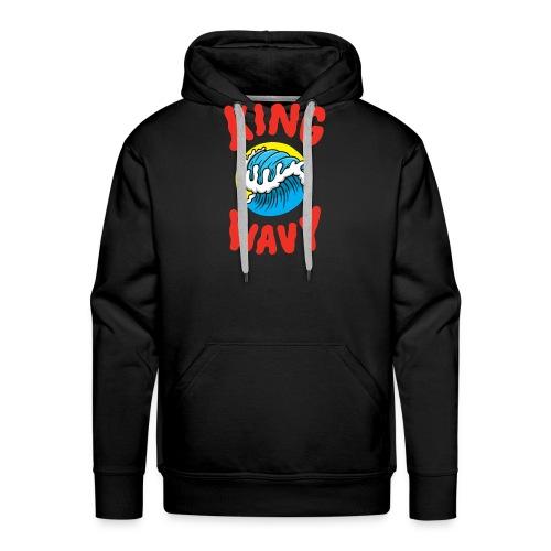 KYLE - King Wavy - Men's Premium Hoodie