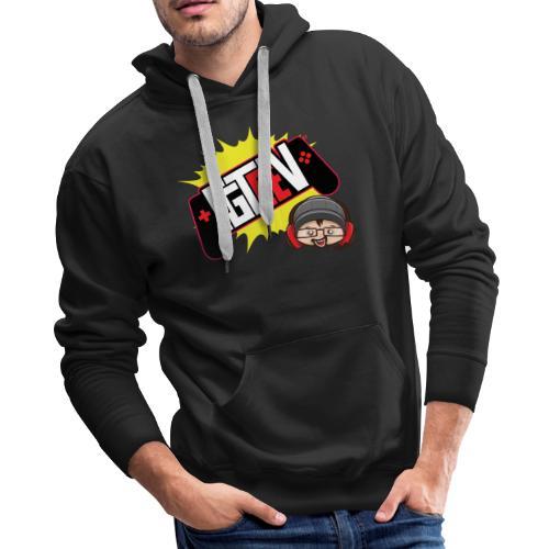 FGTEEV 2019 Logo (ADULT) - Men's Premium Hoodie