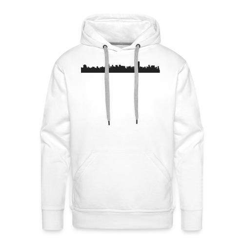 Women's 2017 CuBe Snow Skyline T-Shirt - Men's Premium Hoodie