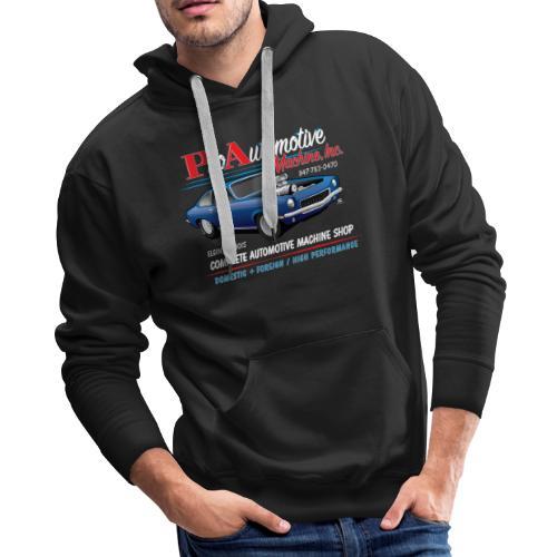 ProAutoTeeDesign062317fin - Men's Premium Hoodie