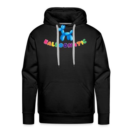 Balloon Animal Balloonatic - Men's Premium Hoodie