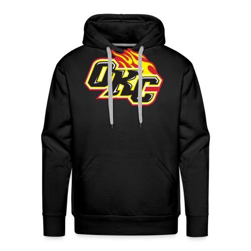 OKC Flame - Men's Premium Hoodie