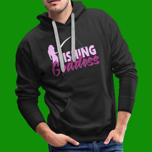 FISHING GODDESS - Men's Premium Hoodie
