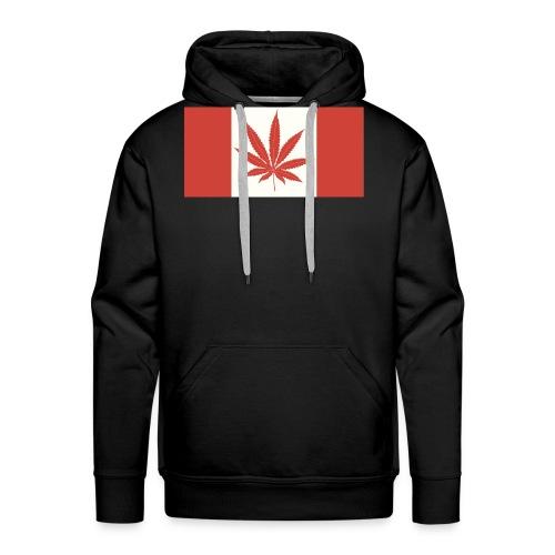 Canada 420 - Men's Premium Hoodie