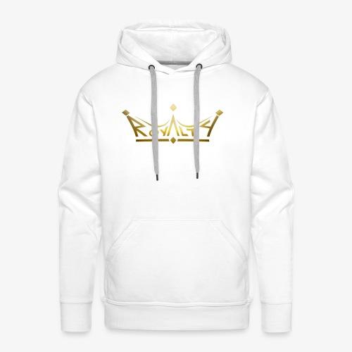 royalty premium - Men's Premium Hoodie