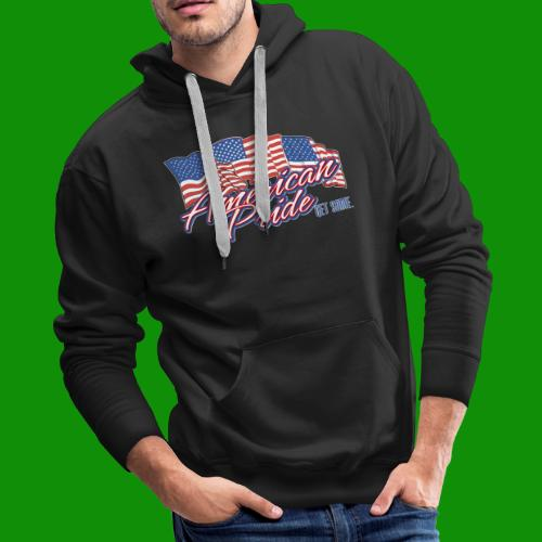 American Pride - Men's Premium Hoodie