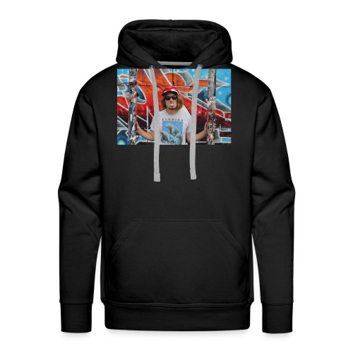 The Graffiti Collection - Men's Premium Hoodie