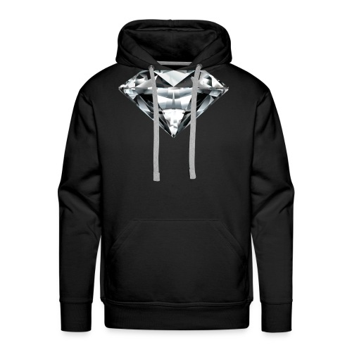 5315277 diamond 2 - Men's Premium Hoodie