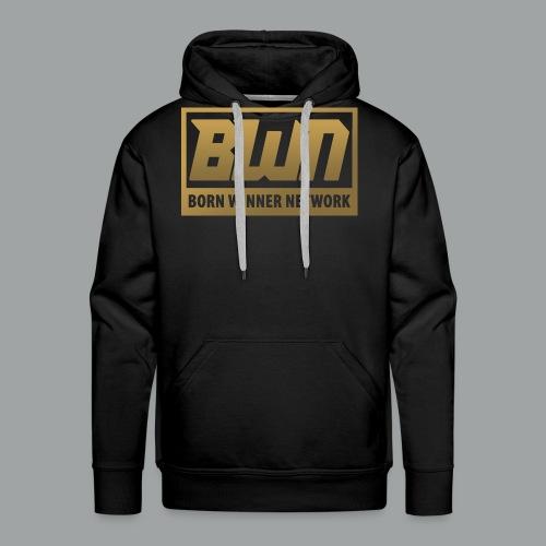 BWN (Gold) - Men's Premium Hoodie