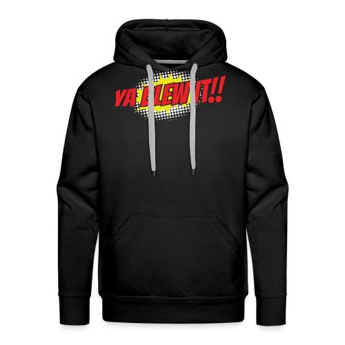 Jay and Dan Blew It T-Shirts - Men's Premium Hoodie