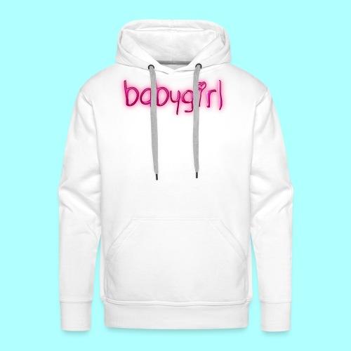 babygirl - Men's Premium Hoodie