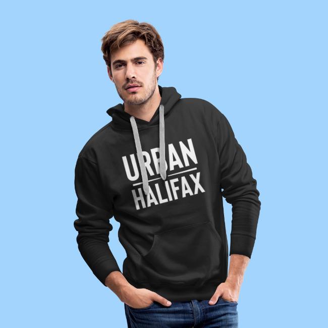 Urban Halifax logo (White)