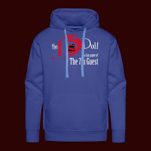 The 13th Doll Logo - Men's Premium Hoodie
